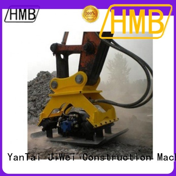 hydraulic plate compactor excavator wholesale for loading of hard soil