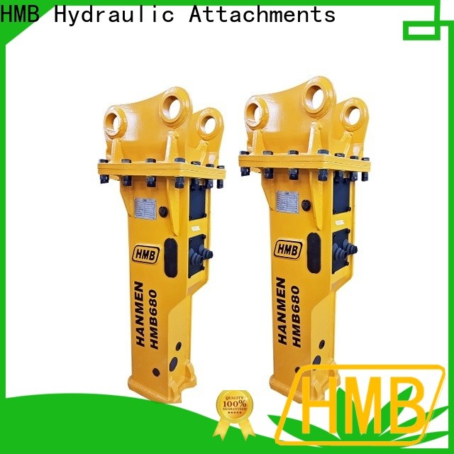 HMB Best hydraulic hammer for sale from China for Highway
