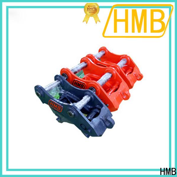 HMB excavator quick coupler manufacturers Oem for connect various excavator