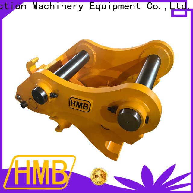 HMB excavator quick coupler manufacturers Supply for connect attachments buckets