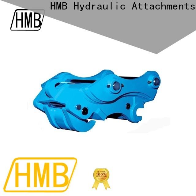 HMB excavator quick hitch manufacturers supplier for connect various excavator
