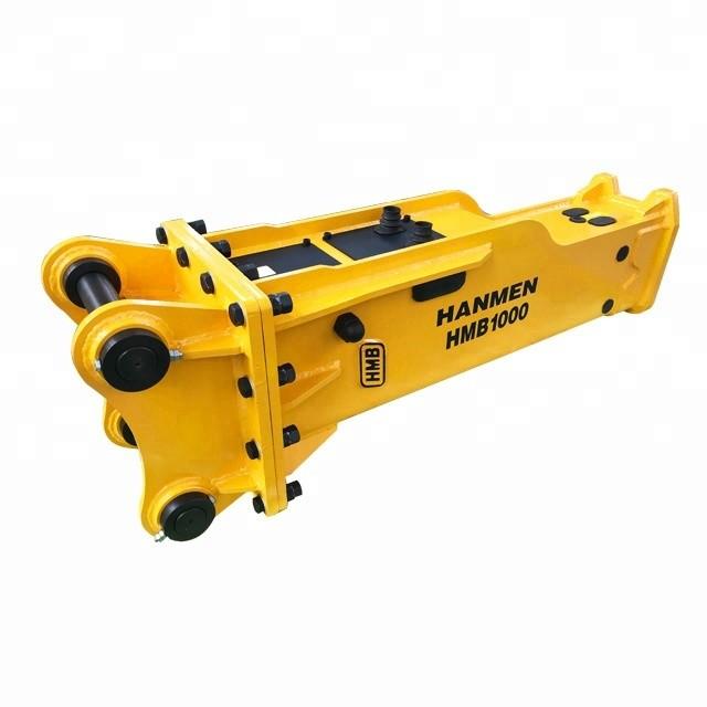 high quality hydraulic breaker 15ton chisel for hydraulic breaker